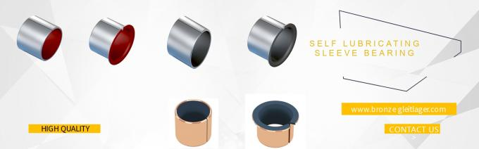 SELF LUBRICATING BRONZE SLEEVE BUSHING